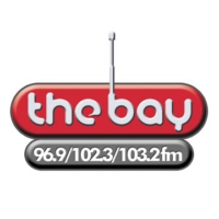 Logo of radio station The Bay