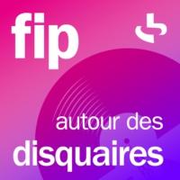 Logo de la radio Fip autour des disquaires