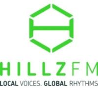 Logo de la radio Hillz FM 98.6