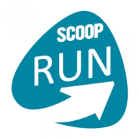 Logo de la radio Radio SCOOP - 100% Running