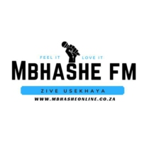 Logo of radio station Mbhashe FM