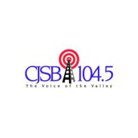 Logo of radio station CJ104