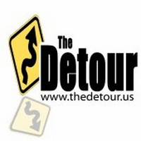 Logo of radio station The Detour