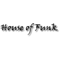 Logo of radio station House of Funk Radio