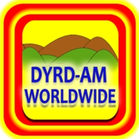 Logo of radio station DYRD-AM