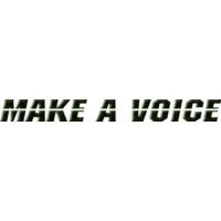Logo de la radio Make A Voice