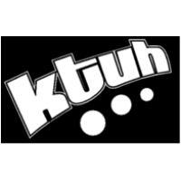 Logo de la radio KTUH University of Hawaii 90.3 FM