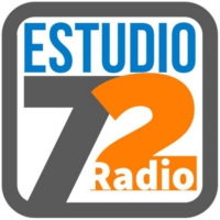 Logo of radio station Estudio 72 Radio