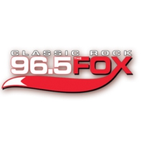 Logo of radio station KBYZ 96.5 The Fox