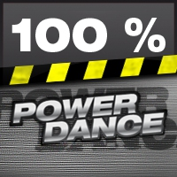 Logo of radio station SCOOP Powerdance