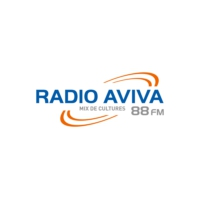 Logo of radio station Radio Aviva