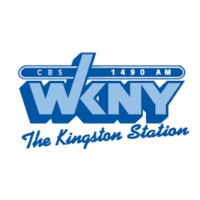 Logo of radio station WKNY