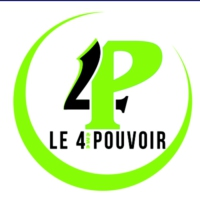 Logo of radio station 4P  FM ''