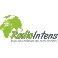 Logo of radio station Radio Intens Romania