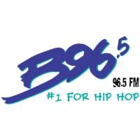 Logo of radio station WGZB-FM B96.5