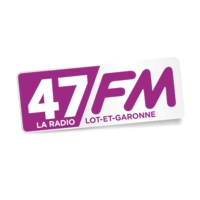 Logo of radio station 47 FM