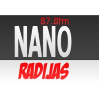 Logo of radio station Nano Radijas