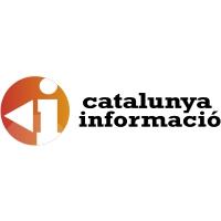 Logo of radio station Catalunya Informació