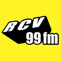 Logo of radio station RCV 99 FM