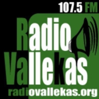 Logo of radio station RVK Radio Vallekas 107.5 FM