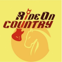 Logo of radio station Ride'On Country