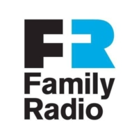 Logo of radio station KUFR Family Radio