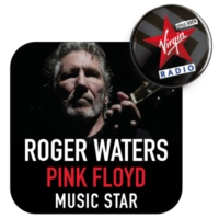 Logo de la radio Music Star Roger Waters-Pink Floyd