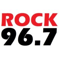 Logo of radio station WIHN ROCK 96.7
