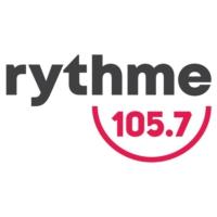 Logo of radio station CFGL Rythme FM 105.7