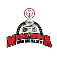 Logo of radio station WBQH La Mera Mera 1050