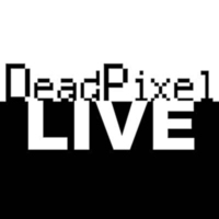 Logo of the podcast Dead Pixel Live