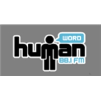 Logo of radio station Human FM