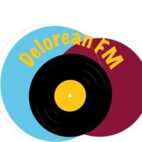 Logo de la radio Delorean FM