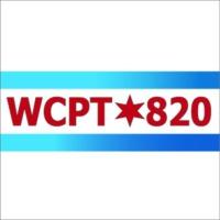 Logo of radio station WCPT 820
