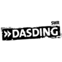 Logo of radio station DasDing Lautstark
