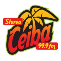 Logo of radio station Stereo Ceiba