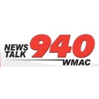 Logo of radio station WMAC 940