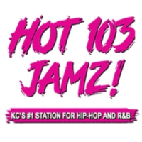 Logo of radio station KPRS Hot 103 Jamz