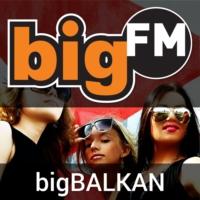 Logo of radio station bigFM - BALKAN