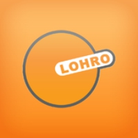 Logo of radio station LOHRO - Lokalradio Rostock