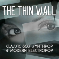 Logo of radio station The Thin Wall - Classic 80s Synthpop - Modern Electropop