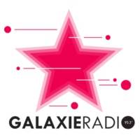 Logo of radio station Galaxie Radio