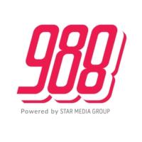 Logo de la radio 988