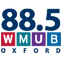 Logo of radio station WMUB Oxford 88.5
