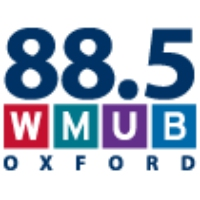 Logo of radio station WMUB Oxford 88.5