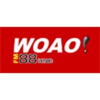 Logo de la radio WOAO