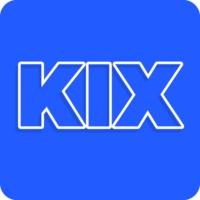 Logo de la radio KIX Belgium