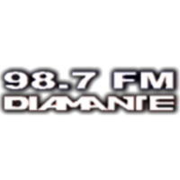 Logo of radio station Diamante FM