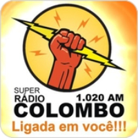 Logo of radio station Rádio Super Colombo