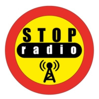 Logo of radio station STOP! Radio